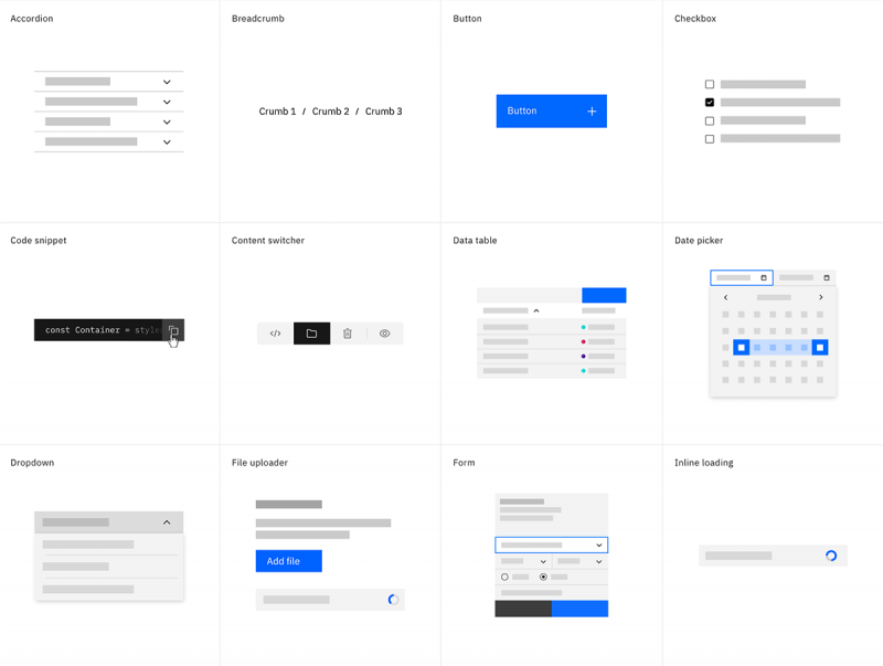 Design system at scale
